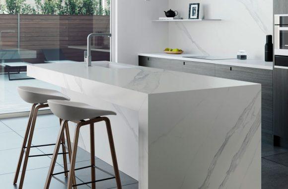 Dekton Oberflächen für die Designküche