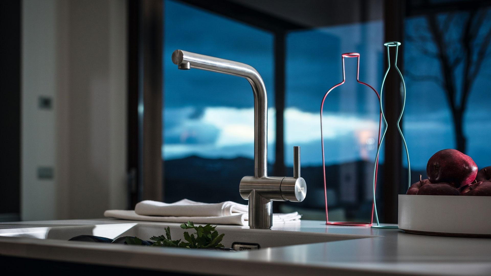 Küchenarmaturen passend zu Ihrem Küchendesign bei Miele Center Bauer