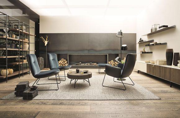 Lounge-Möbel für das Wohnzimmer
