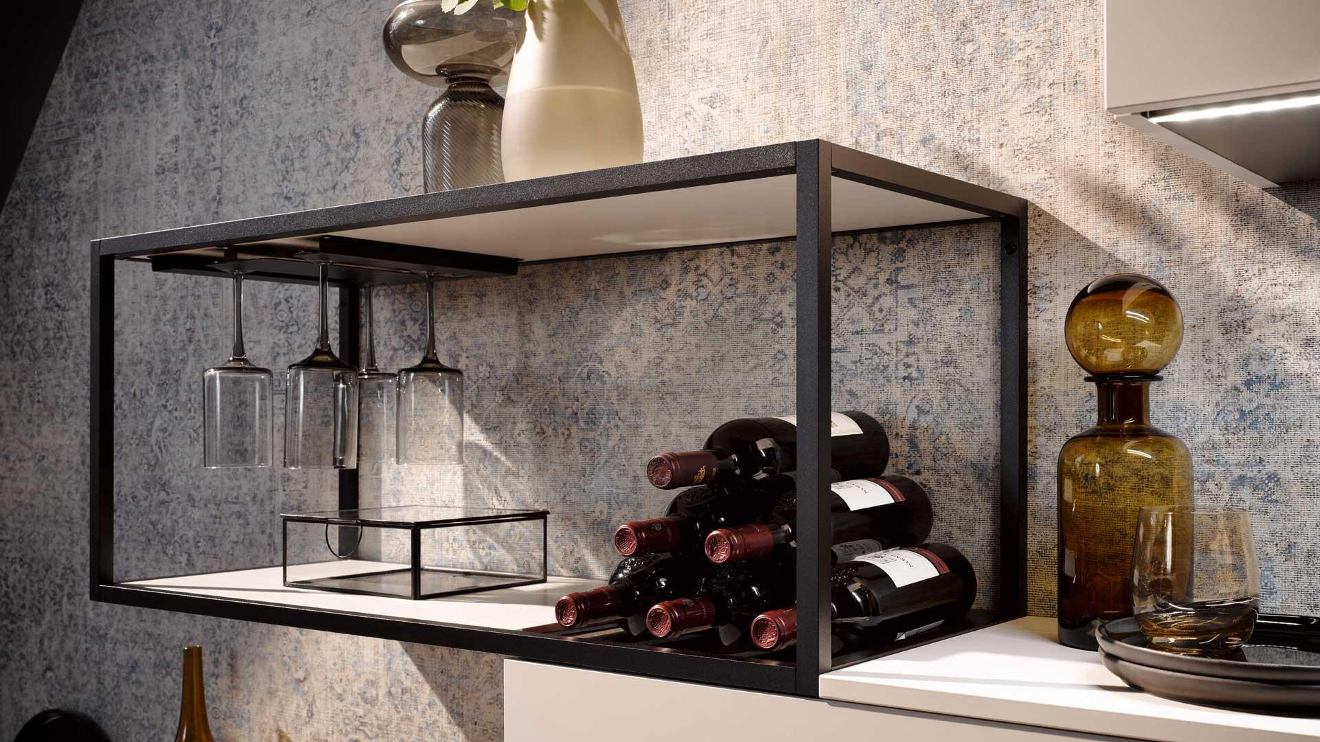 Ausstattungsdetails für Ihre Küche in Wien bei Miele Center Bauer