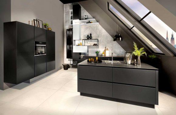 Küchenmodelle Grifffreie Häcker Küche