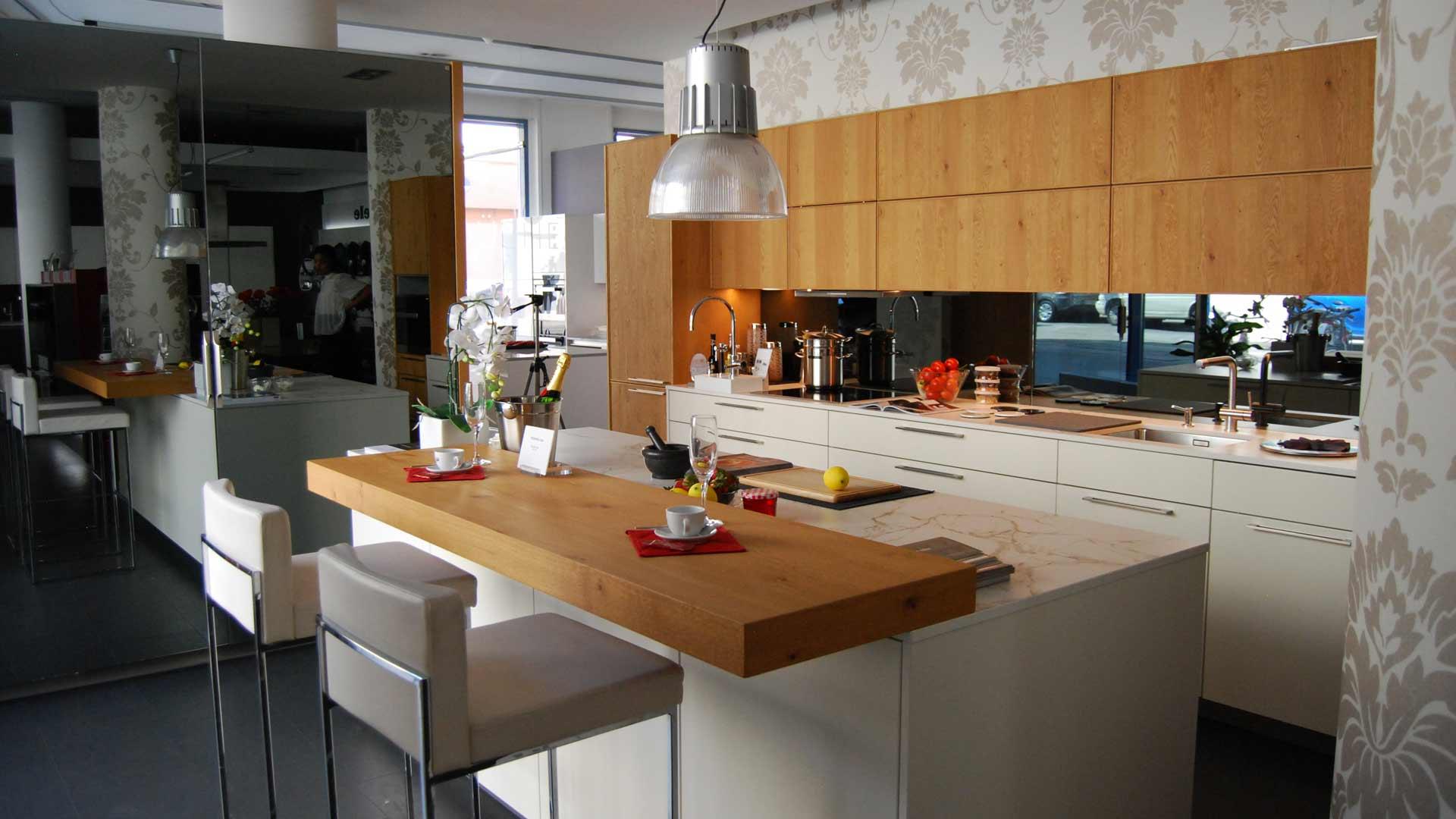 Beratung und Kompetenz von Miele Center Bauer für Ihre Küchenplanung in Wien