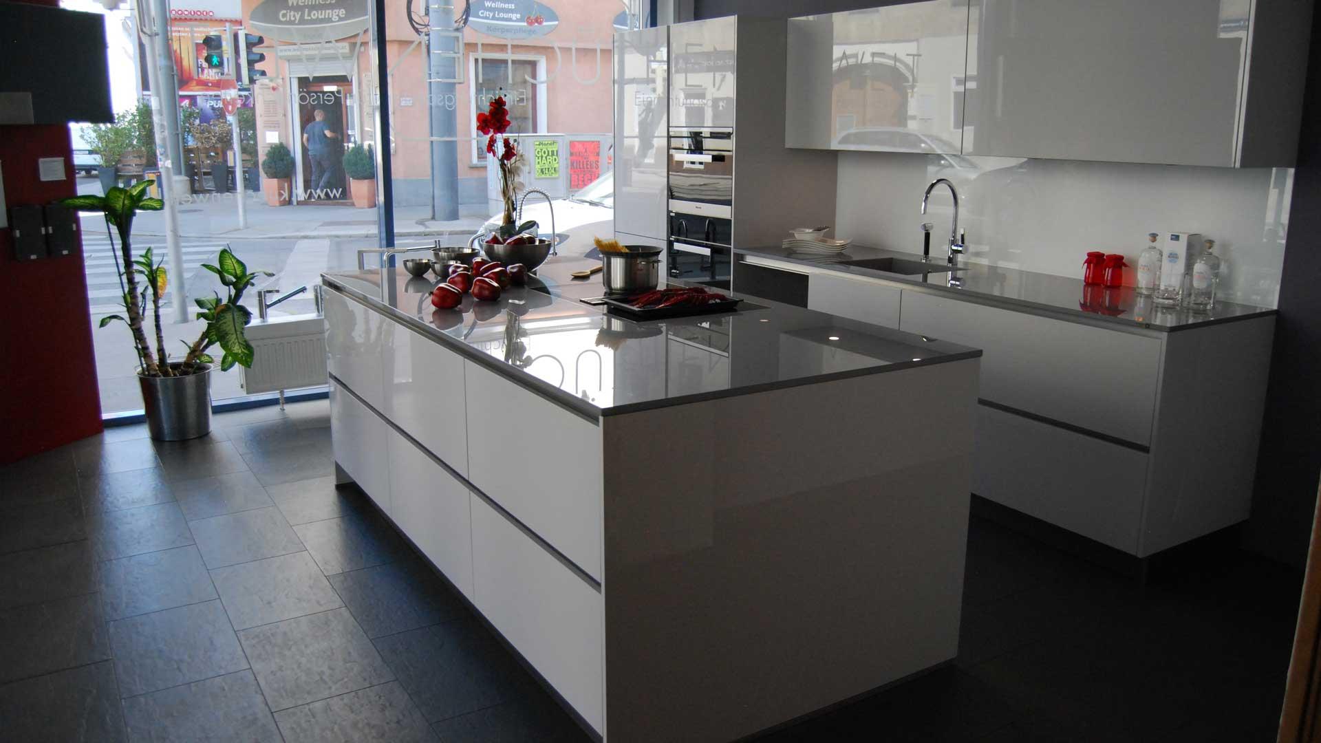 Miele Center Bauer Küchenausstattung in Wien