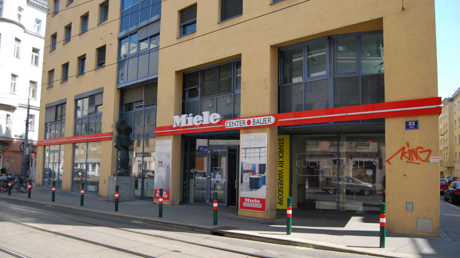 Miele Center Bauer in Wien 1030
