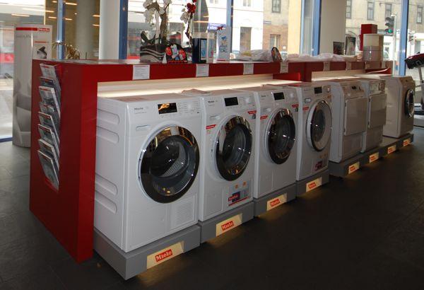 Waschmaschinen Miele Beratung
