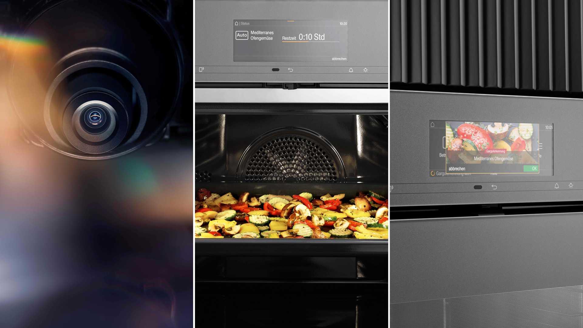 Kochen auf dem nächsten Level mit künstlicher Intelligenz - Generation 7000 von Miele bei Miele Center Bauer Wien