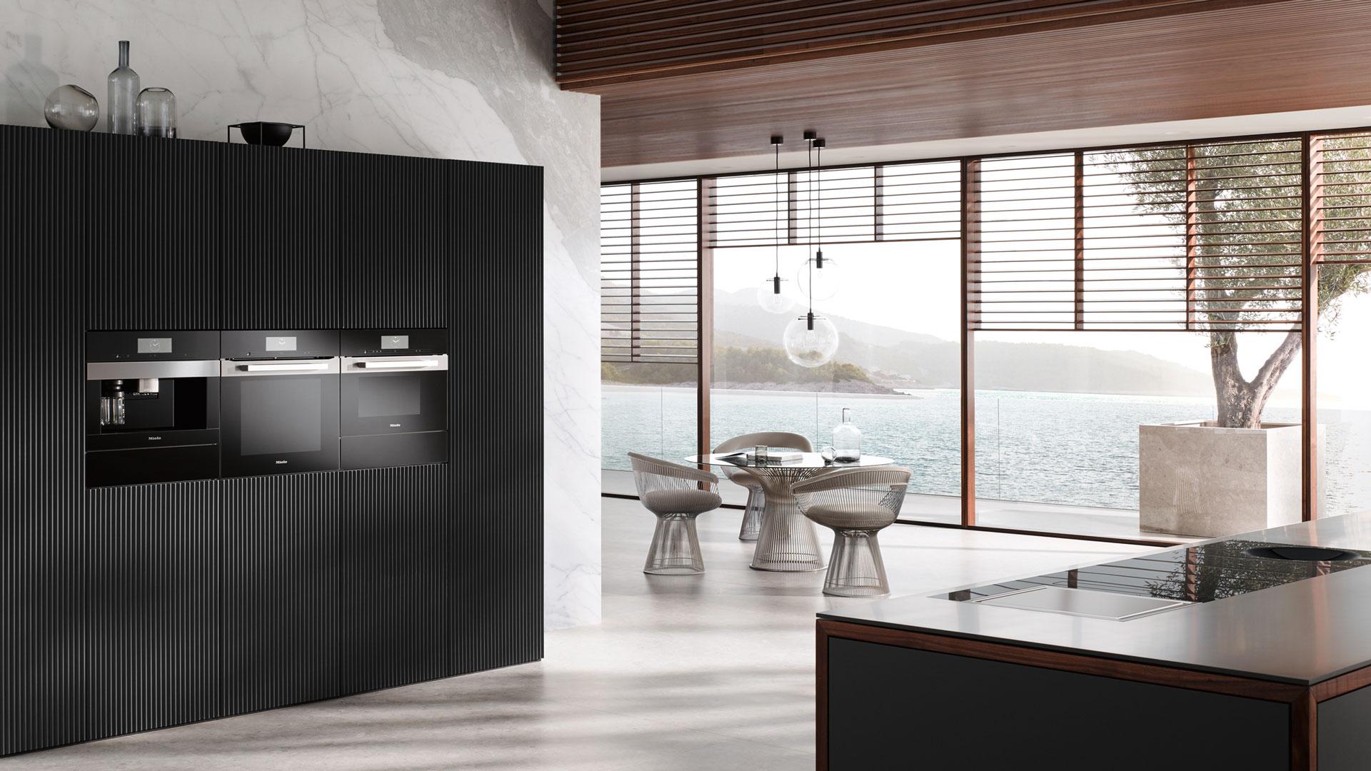 Premium-Einbaugeräte von Miele für Ihre Traumküche - Generation 7000 von Miele bei Miele Center Bauer Wien