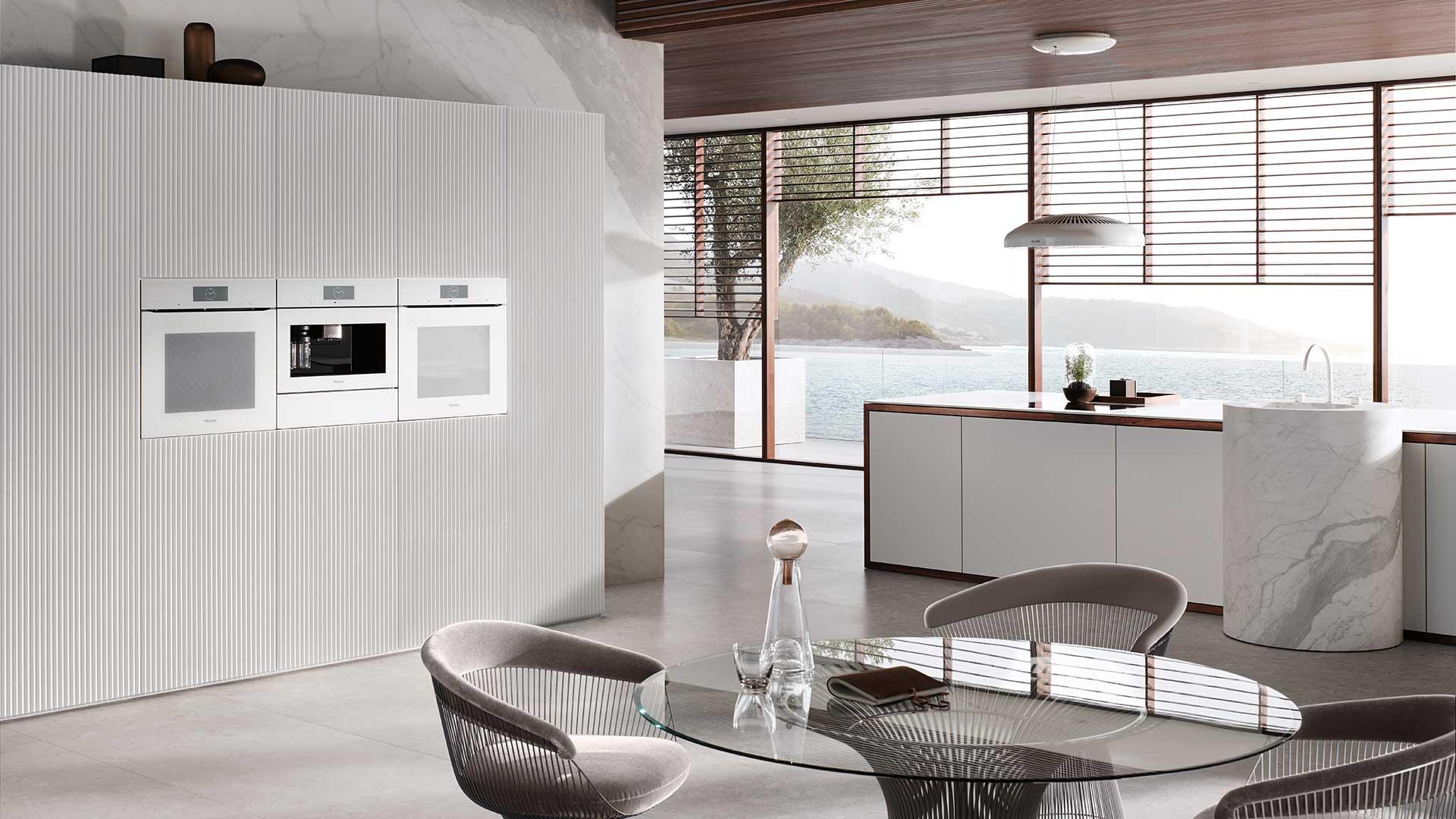 Miele Hausgeräte Küchen in Wien