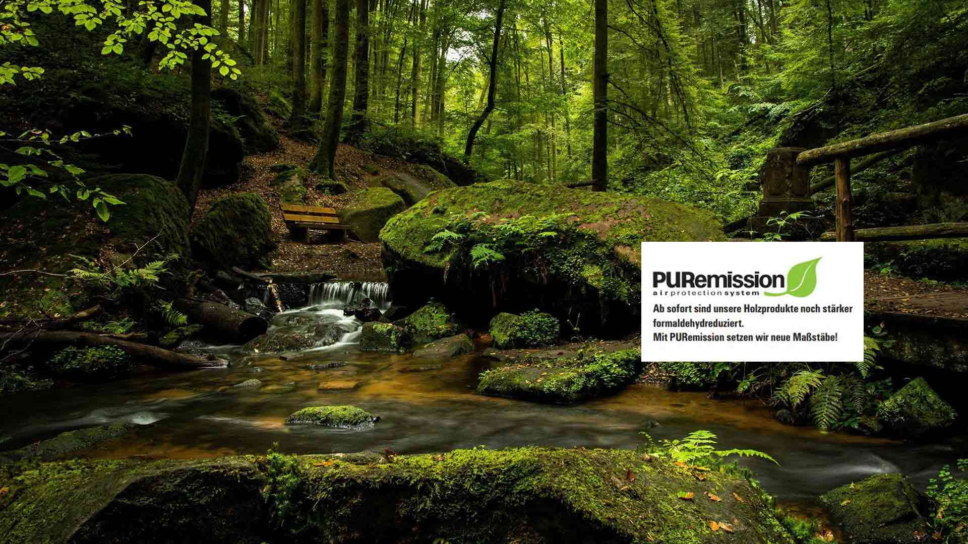 PURemmission | Reduzierte Formaldehyd-EmmisionenPURemmission