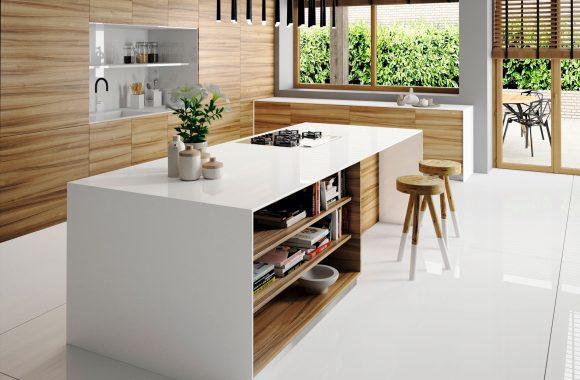 Silestone Oberfläche für die Küche