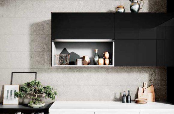 Slightlift-Oberschrank für Ihre Küche