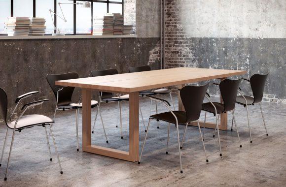 Spekva Esstisch aus Holz