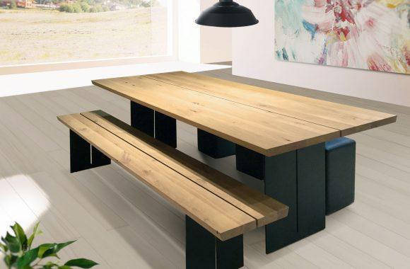 Spekva Sitzgruppe aus Holz