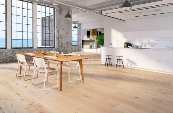 Spekva Küchentisch aus Holz